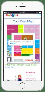 Toys R Us Map : Aisle