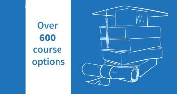 V.2 600 Course Options