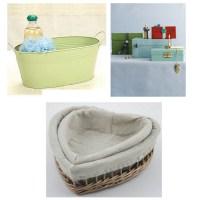Bathroom Baskets - Aislinn Events
