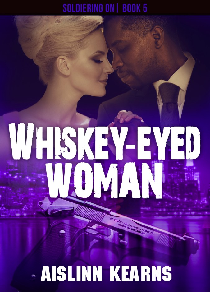 Book Cover: Whiskey-Eyed Woman