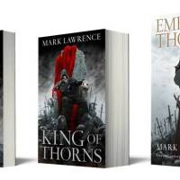 Books #43, #44 and #50 - The Broken Empire Trilogy