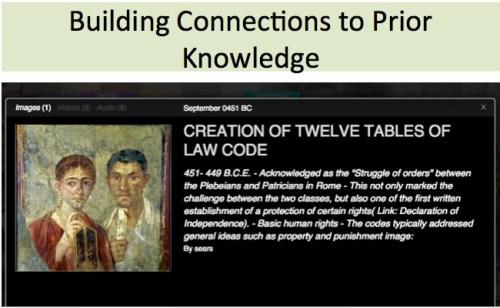 Latin Timeline Twelve Tables of Law