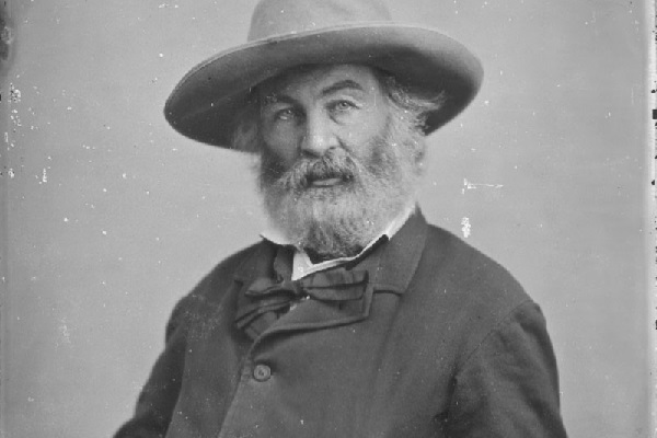 "01/07/2018 – CFP ""Walt Whitman and William Blake"""