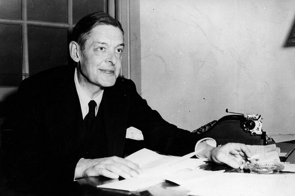 01/04/2019. Call for Papers: Collection of Essays on T. S. Eliot's Prose