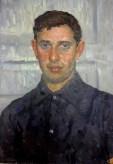 "Костинский П.И. ""Однополчанин"" 48x33 1957г."