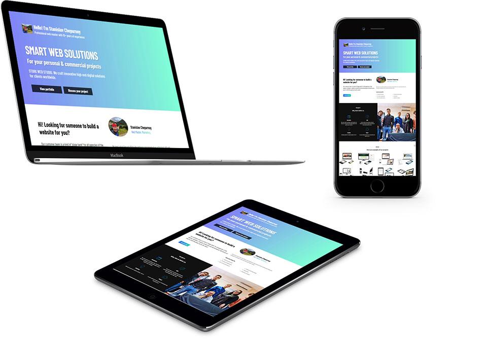 STORK WEB STUDIO