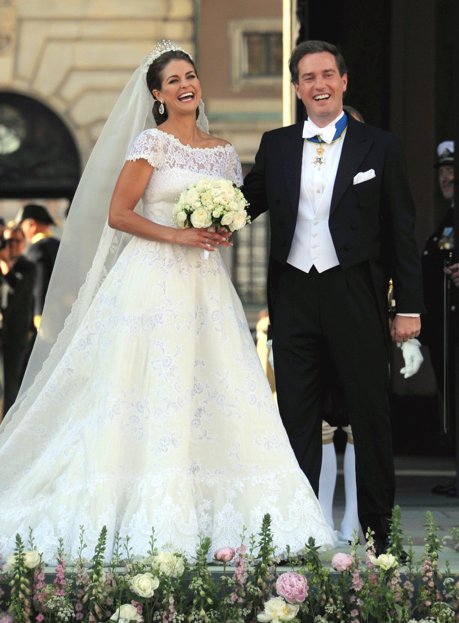 Die schnsten royalen Hochzeiten