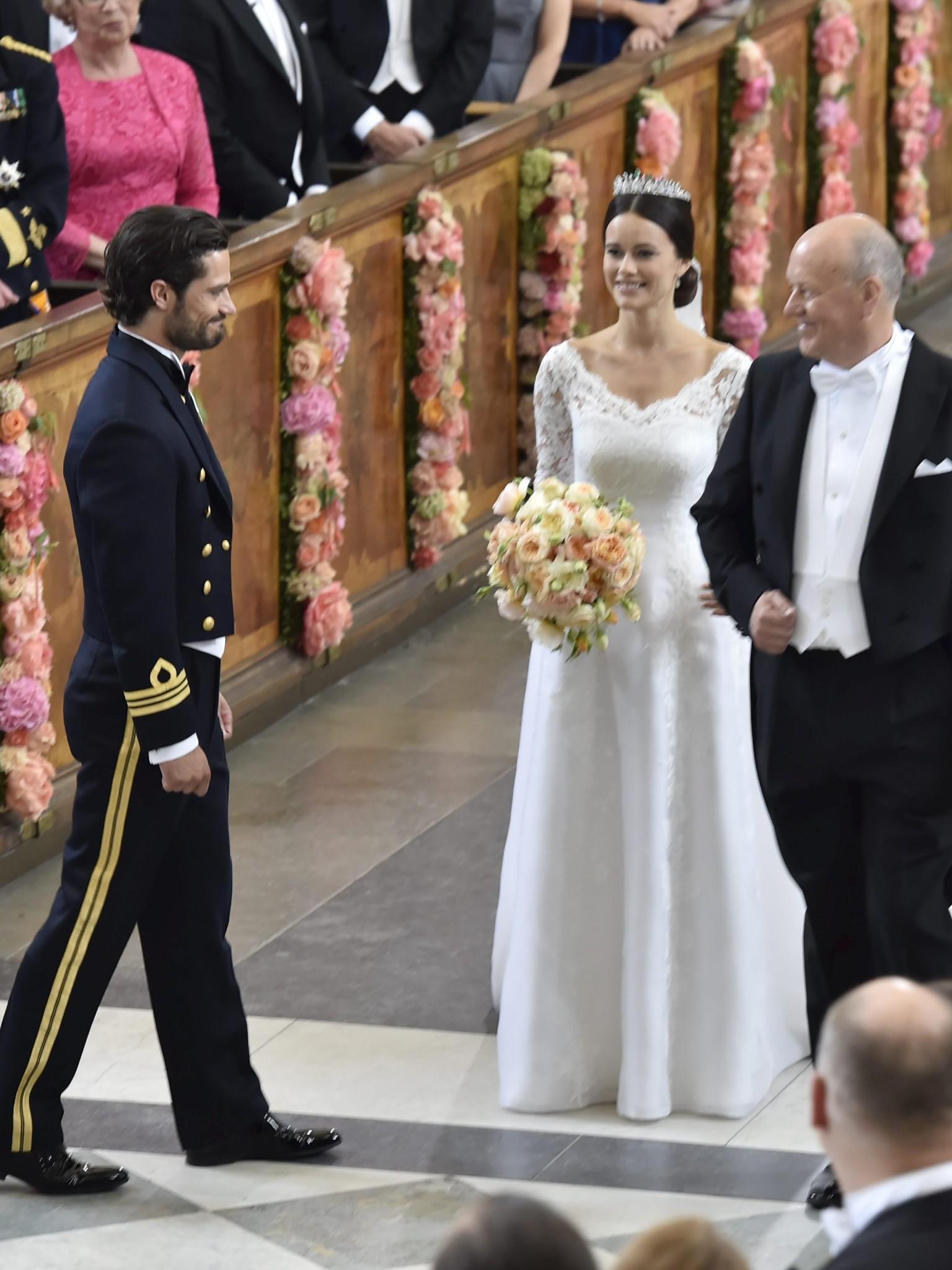 Prinz Carl Philip und Sofia Hellqvist Die schnsten