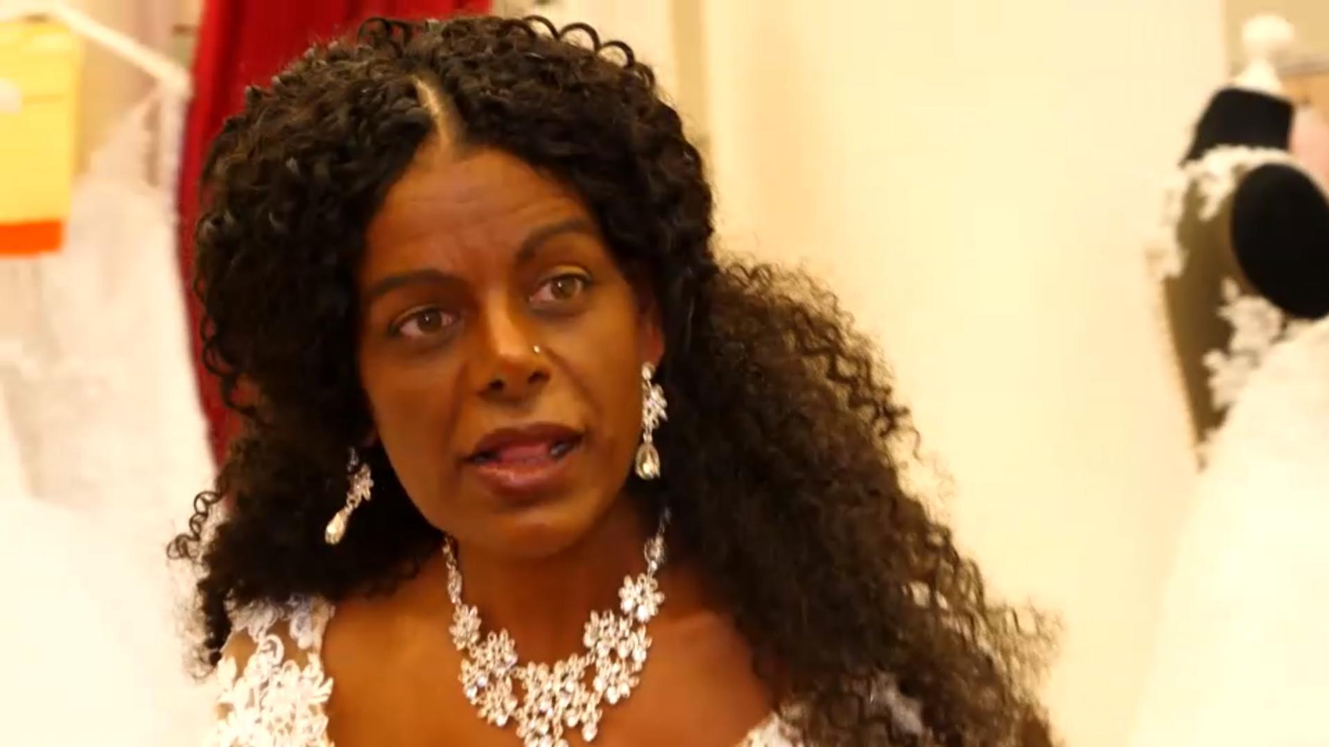Martina Big Die BrautkleidSuche ist eine echte Herausforderung