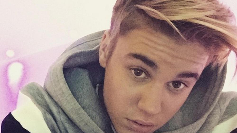 Justin Bieber FrisurGeheimnis gelftet