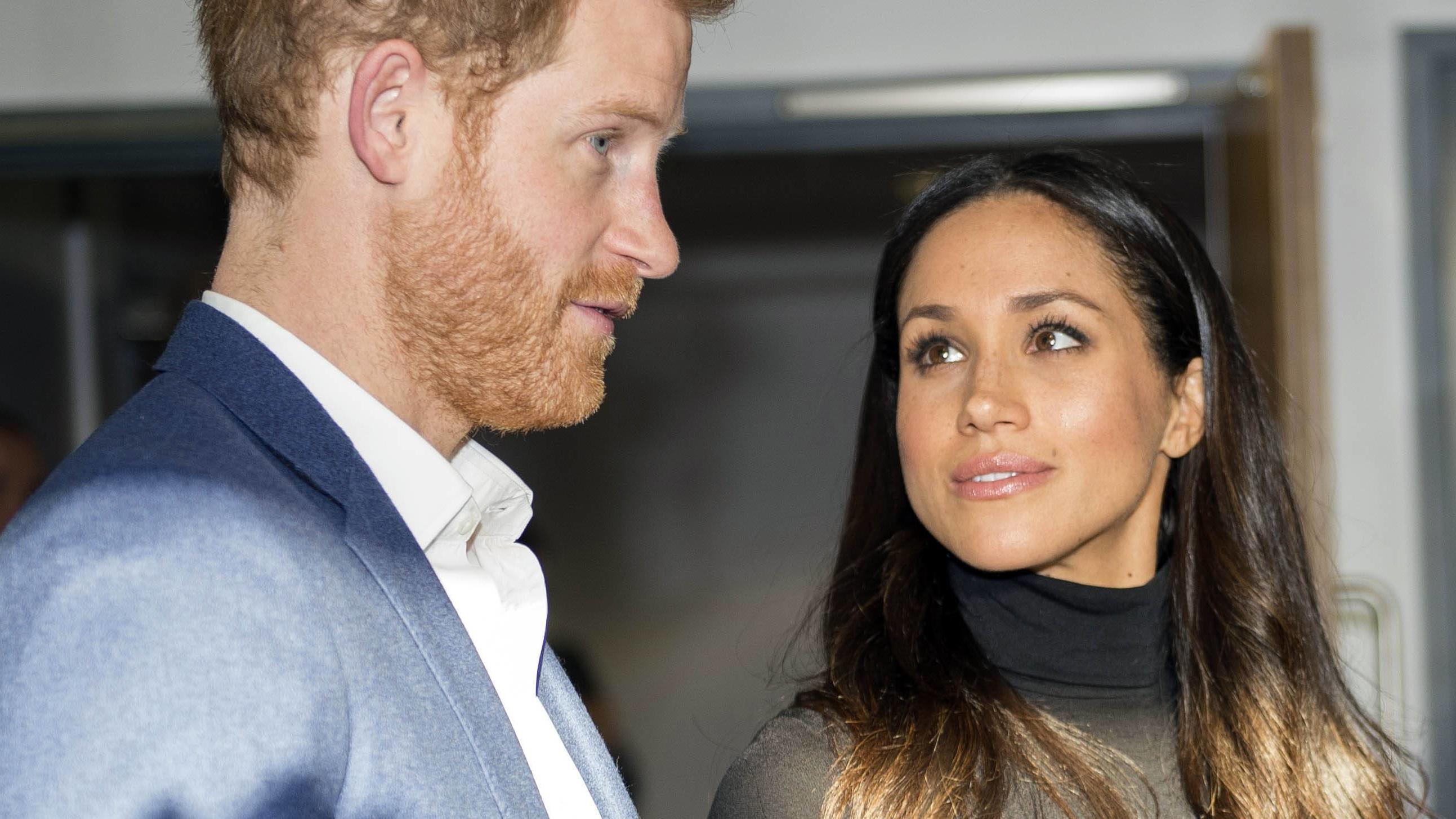 Vor der Hochzeit mit Prinz Harry Meghan Markle muss AntiGeiselTraining absolvieren