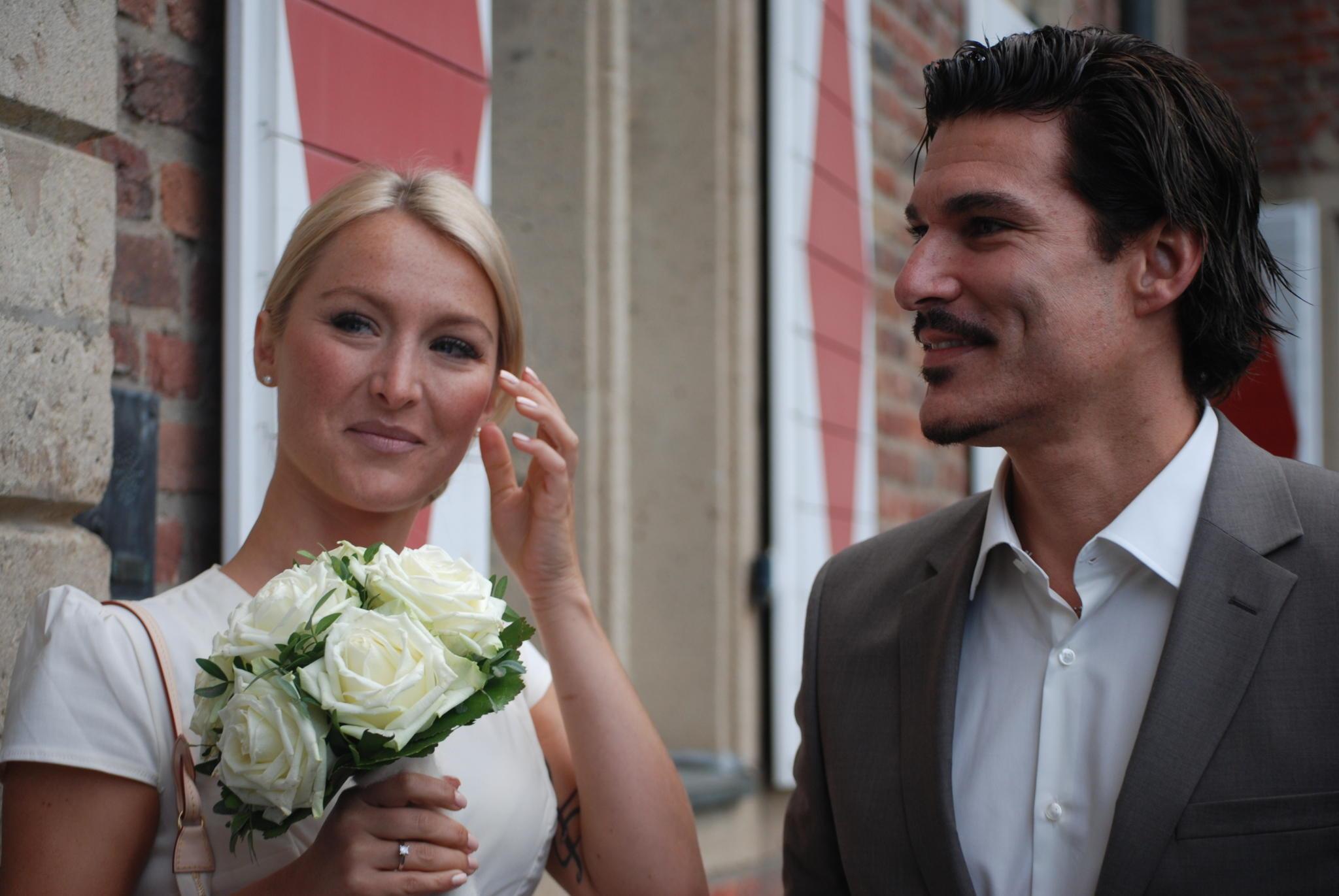 Auswanderer Chis Tpperwien Bilder von der Hochzeit