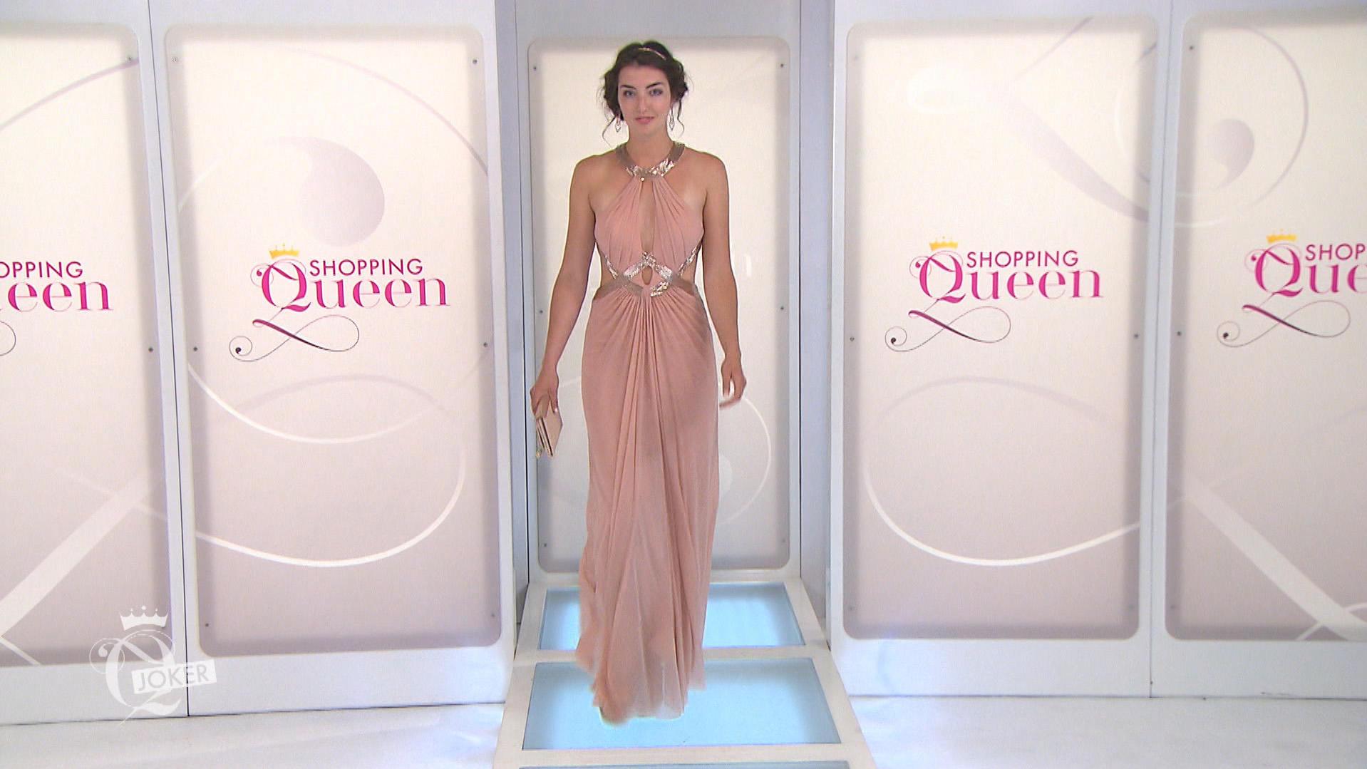 Shopping Queen Guido ist begeistert von Tessas perfektem