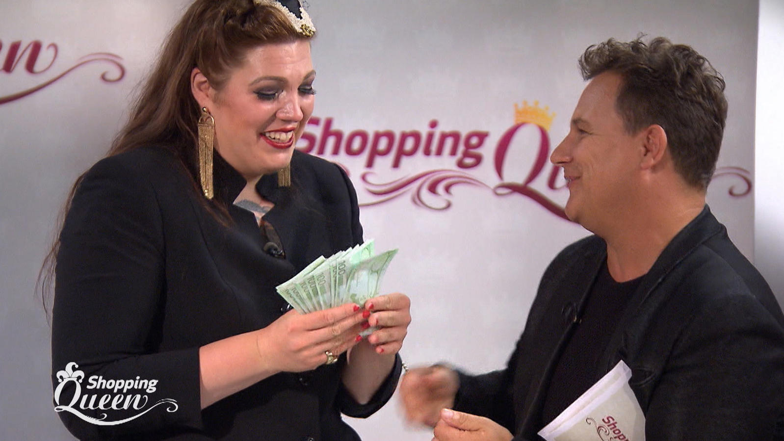 Shopping Queen Guido Maria Kretschmer krt die Shopping