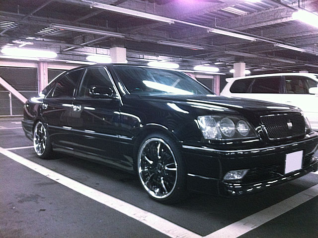 TOYOTA CROWN ATHLETE + MODELART BRAZZER - CROWN ATHLETE, BRAZZER