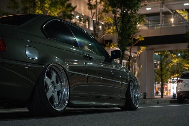 BMW E46 × SHALLEN VFX - shallen XK87, AME, shallen