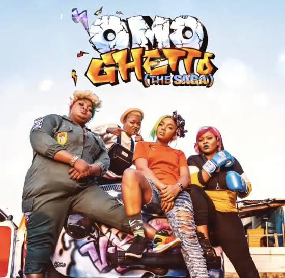 "Omo Ghetto' ""The Saga"" Breaks Nollywood Box Office Record With Over ₦500M Revenue"