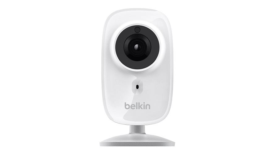 """""""بلكين"""" تطرح كاميرا NetCam HD+ بالاتصال اللاسلكي"""