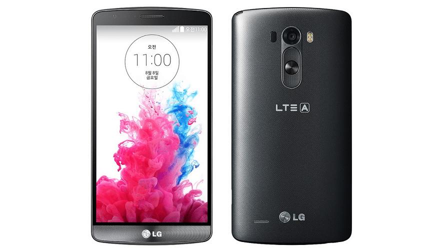 """""""إل جي"""" تكشف عن هاتفها الذكي LG G3 A"""
