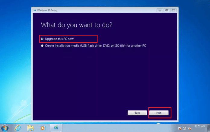 How can you upgrade from Windows 7 to Windows 10 for free?