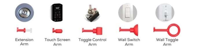 تحكم في جميع أجهزتك باستخدام روبوت Fingerbot