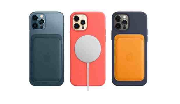 لما تعتبر ميزة MagSafe هي التغيير الأكبر في هواتف iPhone 12؟
