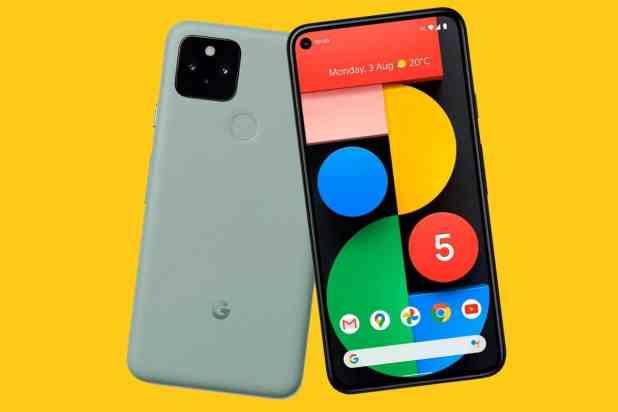 هاتف Pixel 5