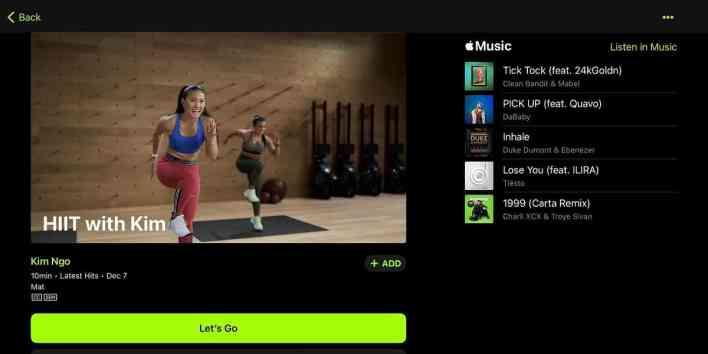 ما هي خدمة Apple Fitness Plus وكيف تستخدمها؟