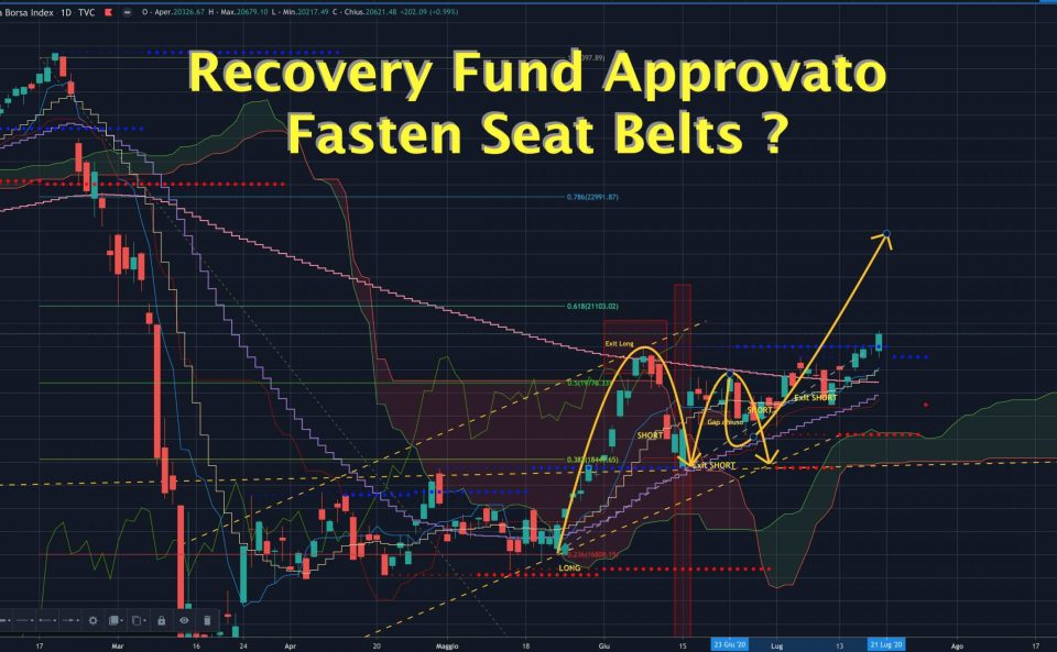 Recovery fund approvato