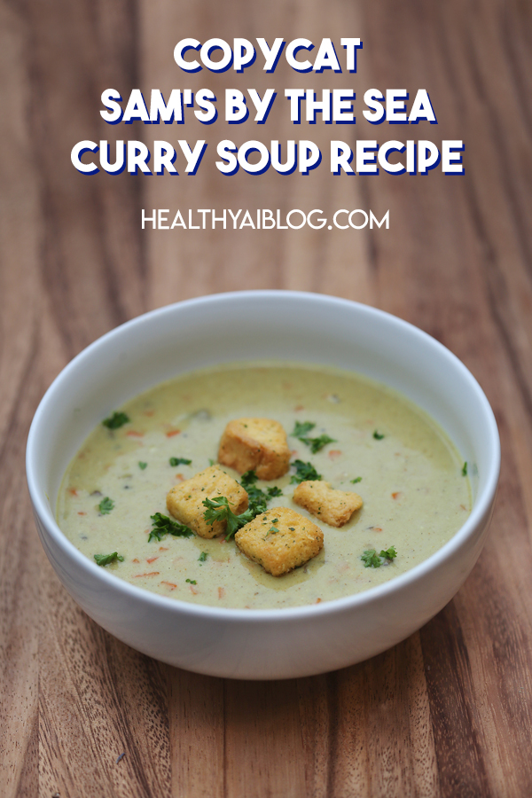 sams by the sea curry soup recipe