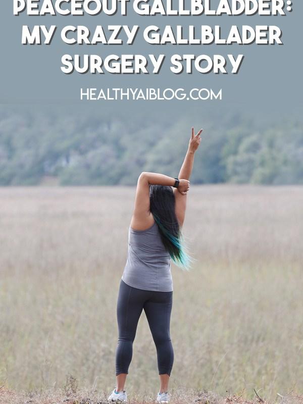 crazy gallbladder surgery story