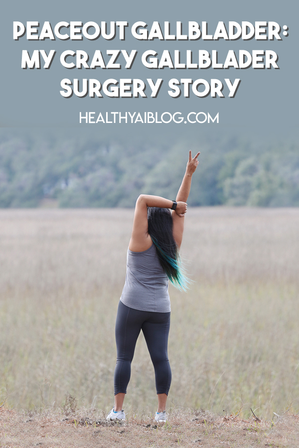 crazy gallbladder surgery story