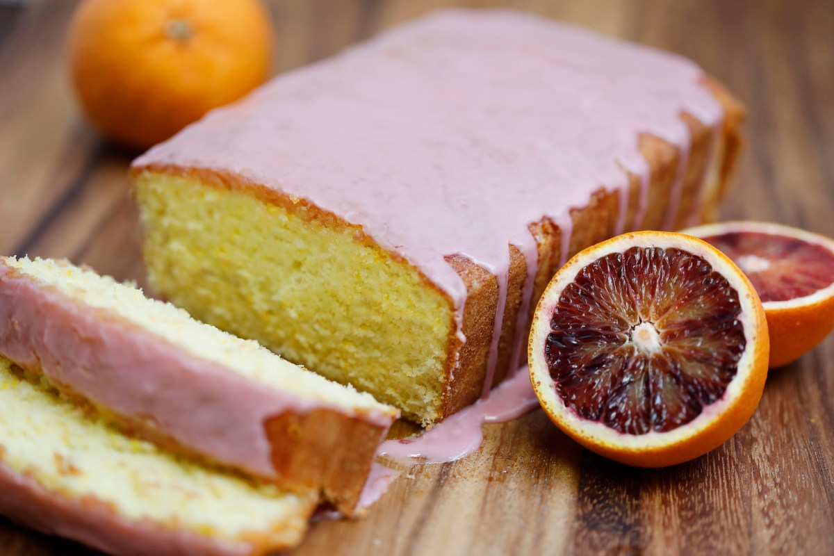 the best spring time dessert blood orange cake- aitravelsblog.com