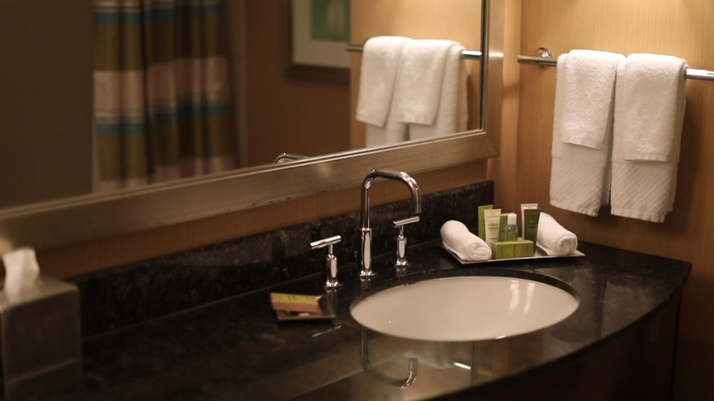 amenities at hilton orlando