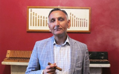 Paresh Patel Interview in Cigar Journal