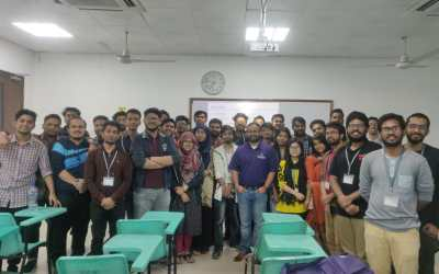 "AIUB Computer Club (ACC) Organizes Seminar on ""Tech Talk: Cyber Aware Software Engineering"""