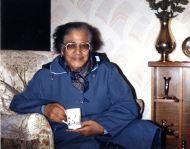 Mary Adeyemi as an older woman c. 1990