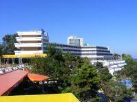 Hotel Belvedere. Vedere de pe terasa.