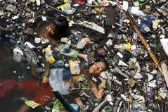 PHILIPPINES POLLUTION