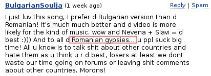 Bulgaroi cu ceafa groasa