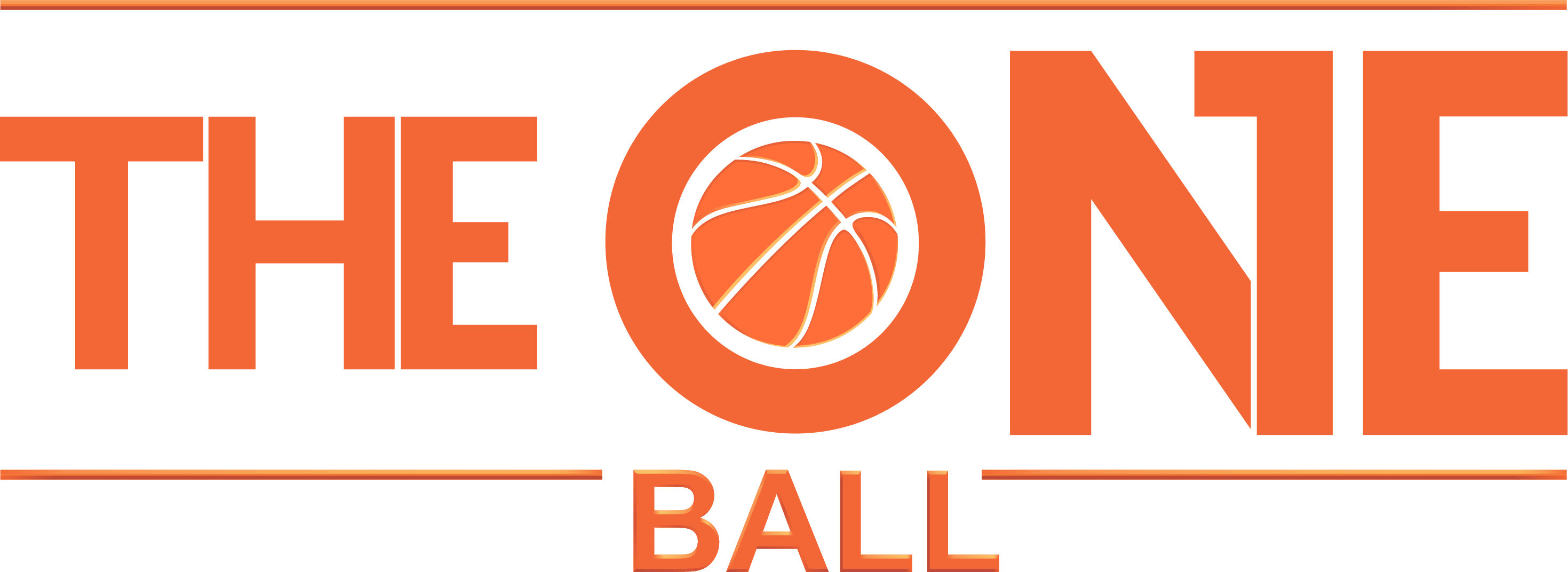 Logo The One Ball (Orange)