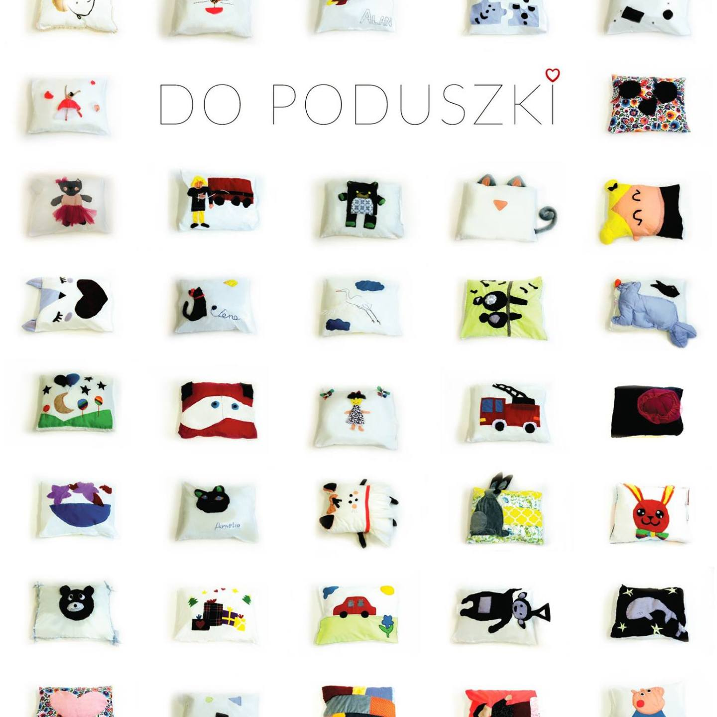 """Do poduszki"""