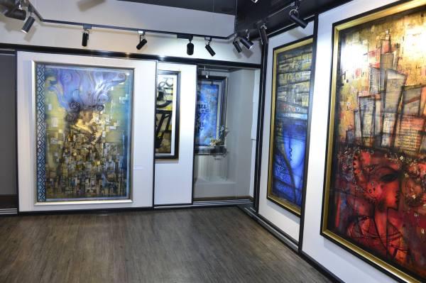 Arev Petrosyan Art Gallery