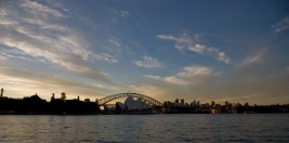 Sydney at Sunset