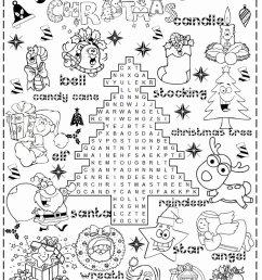 Christmas Worksheets for Preschoolers Unique Christmas Worksheet Booklet  Kindergarten First Grade – Printable Worksheets for Kids [ 1079 x 763 Pixel ]