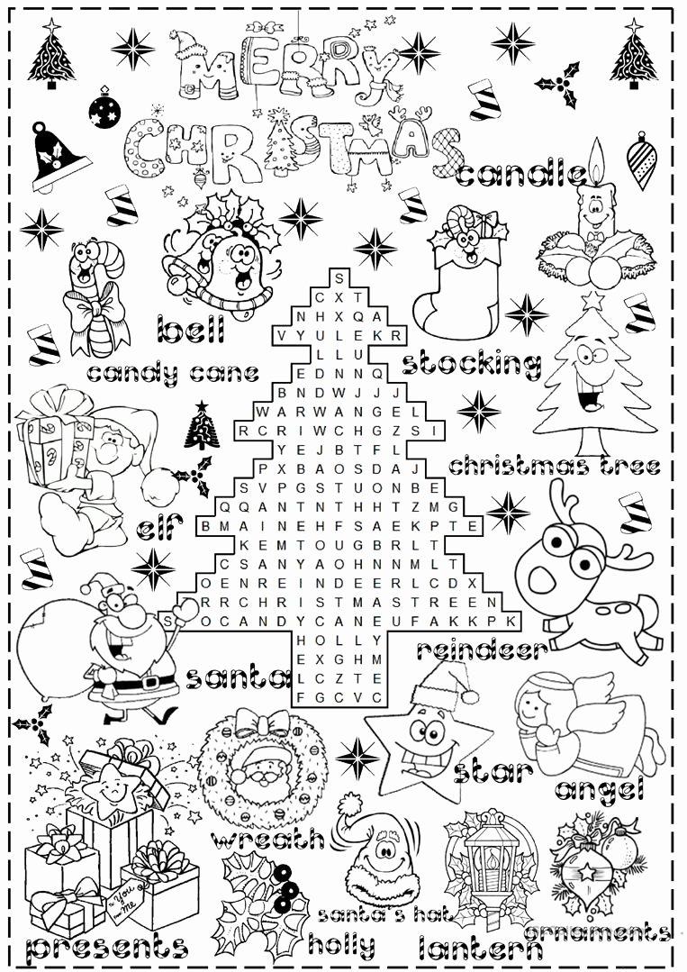 hight resolution of Christmas Worksheets for Preschoolers Unique Christmas Worksheet Booklet  Kindergarten First Grade – Printable Worksheets for Kids