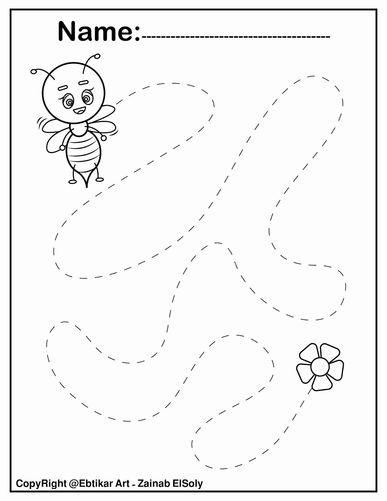 Dltk Worksheets For Preschoolers