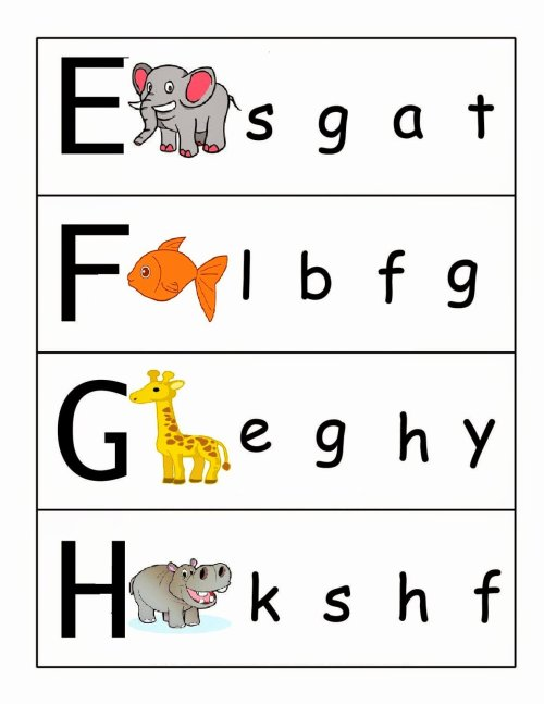 small resolution of Lowercase Letters Worksheets for Preschoolers Fresh Kindergarten Worksheets  Match Upper Case and Lower Case – Printable Worksheets for Kids