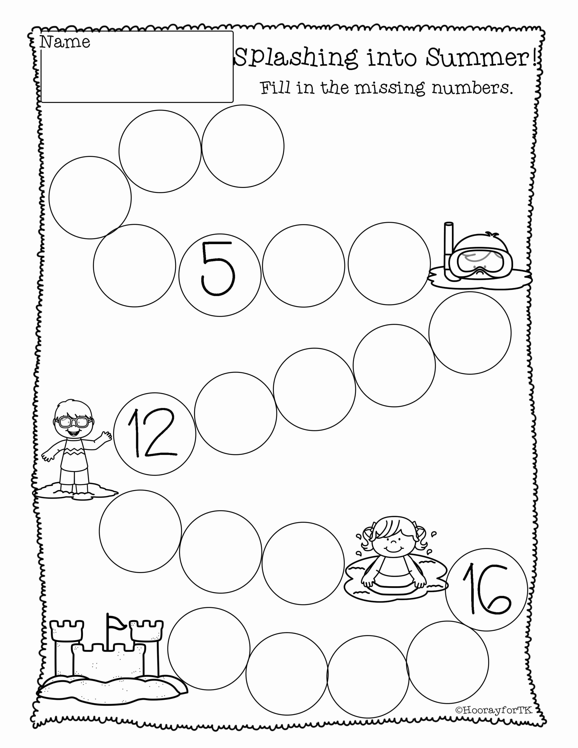 hight resolution of Mathematics Worksheets for Preschoolers Awesome Worksheets Math Activities  for Kindergarten Worksheets – Printable Worksheets for Kids