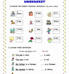 Personal Pronouns Worksheets for Preschoolers Inspirational Possessive  Pronouns His Her Worksheets Worksheet Games to – Printable Worksheets for  Kids [ 1440 x 1018 Pixel ]